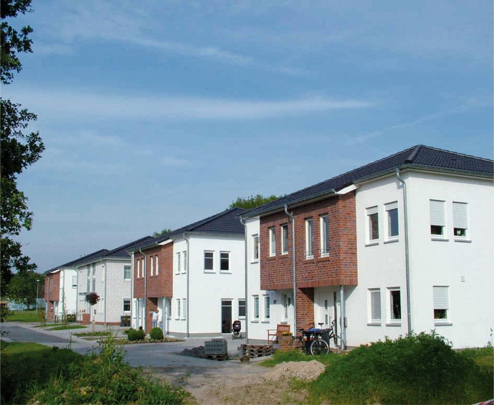 Wohnungen an der Lindenbreie