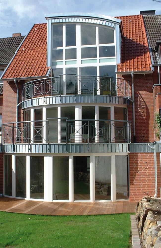 Eigentumswohnungen an der Promenade Münster