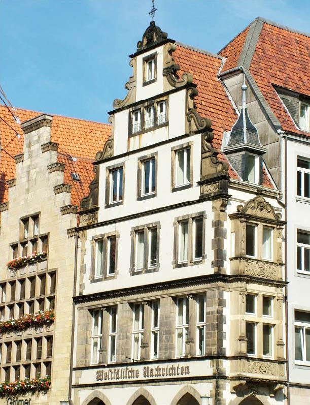Gewerbeflächen-Immobilie Prinzipalmarkt Münster